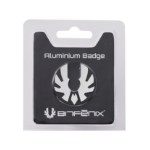 BitFenix BFC-PRO-300-SLOG-RP Aluminium 1pc(s) badge/badge holder