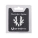 BitFenix BFC-PRO-300-SLOG-RP Aluminium 1pc(s) identity badge/badge holder