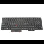 Lenovo FRU04W2472 Keyboard notebook spare part