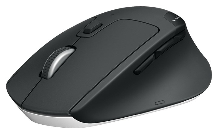 0ffdf17c2ca Logitech M720 Triathlon Bluetooth Optical 1000DPI Black,White Right-hand 910 -004791