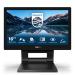 """Philips 162B9T/00 monitor pantalla táctil 39,6 cm (15.6"""") 1366 x 768 Pixeles Negro"""