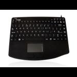 Accuratus AccuMed 540 V2 USB English Black keyboard