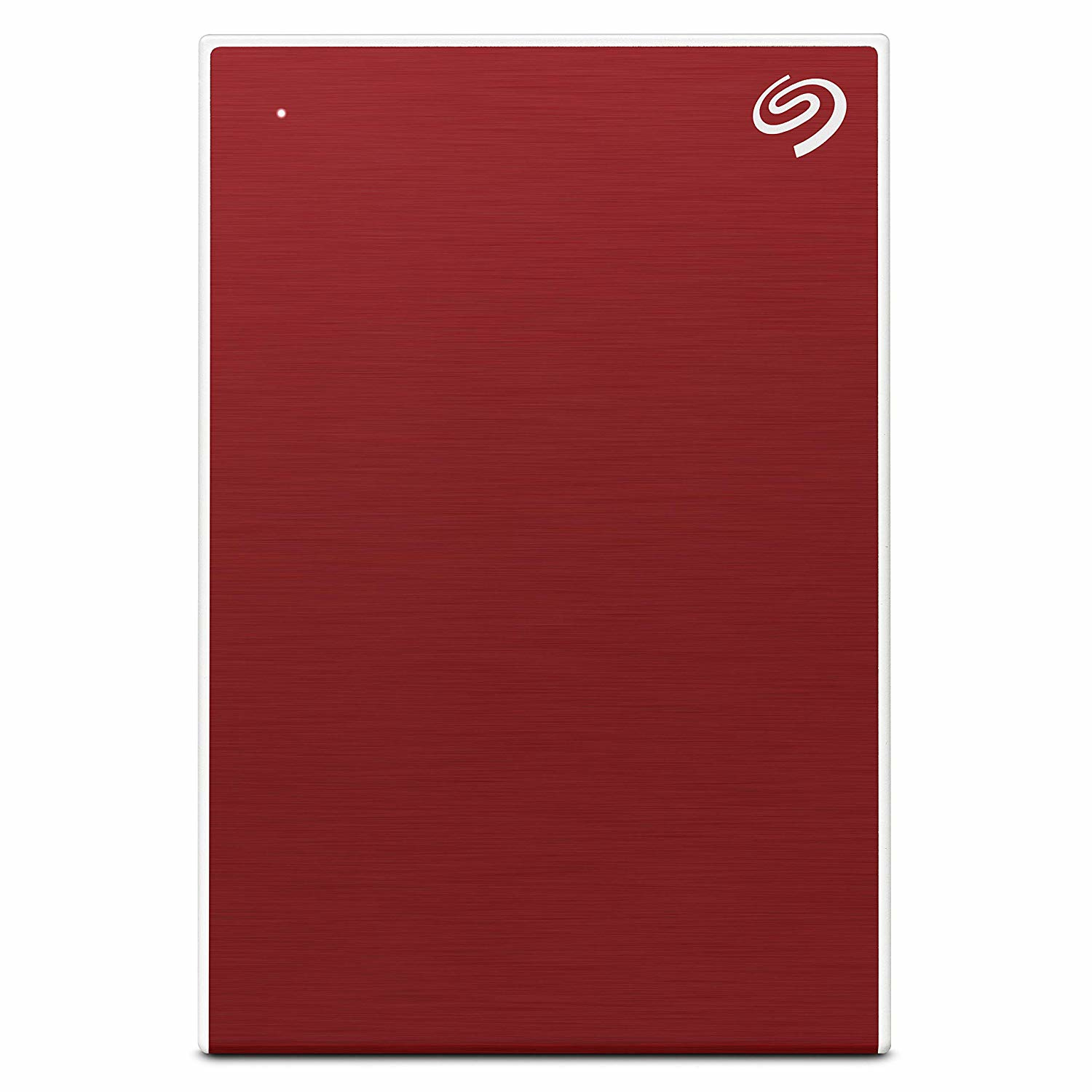 Seagate Backup Plus Portable external hard drive 5000 GB Red
