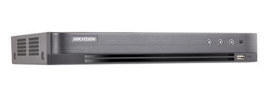 Hikvision Digital Technology DS-7216HQHI-K2/P digital video recorder Black