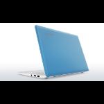 "Lenovo IdeaPad 110S 1.6GHz N3060 11.6"" 1366 x 768pixels Blue, White Notebook"