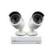 Swann NVR4-7285 4 Channel 1080p Network CCTV Recorder 2x NHD810 HD Cameras 1TB