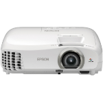 Epson EH-TW5300 Desktop projector 2200ANSI lumens 3LCD 1080p (1920x1080) 3D White data projector