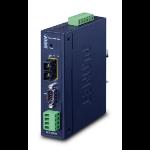 PLANET IP30 Industrial 1-Port serial server