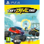 Perp Can't Drive This Basic English PlayStation 4