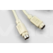 Videk 6 Pin Mini Din M - F PS2 Extension Cable 3Mtr 3m PS/2 cable