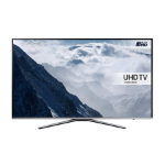 "Samsung UE49KU6400U 49"" 4K Ultra HD Smart TV Wi-Fi Silver LED TV"