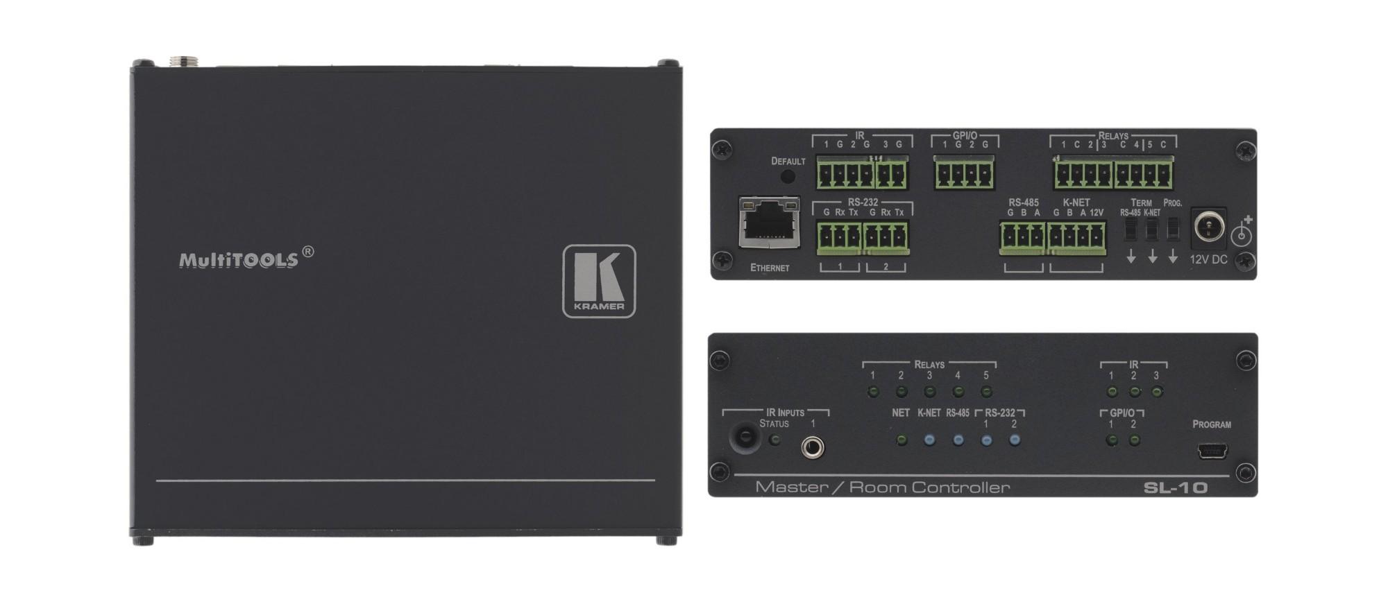 Kramer Electronics SL-10 Black multiroom audio controller