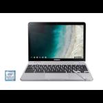 "Samsung Chromebook Plus XE521QAB-K01US notebook 12.2"" 1920 x 1200 pixels Touchscreen Intel® Celeron® 4 GB LPDDR3-SDRAM 32 GB eMMC Wi-Fi 5 (802.11ac) Chrome OS Silver"