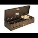 APG Cash Drawer MF437A-BL460 Metal Black cash tray