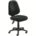 Arista Concept High Back Permanent Contact Operator Charcoal Chair