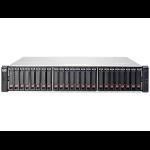 Hewlett Packard Enterprise MSA 2040 4000GB Rack (2U) Black disk array