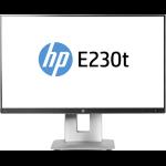 HP EliteDisplay E230t 58.42 cm (23-inch) Touch Monitor W2Z50AA#ABU