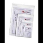 Snopake Polyfile P - A6 Clear Polypropylene (PP) Transparent