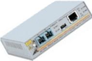 Allied Telesis UTP to single-mode (40km) fibre 100Mbit/s network media converter