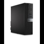 DELL OptiPlex 5040 3.4GHz i7-6700 SFF Black PC