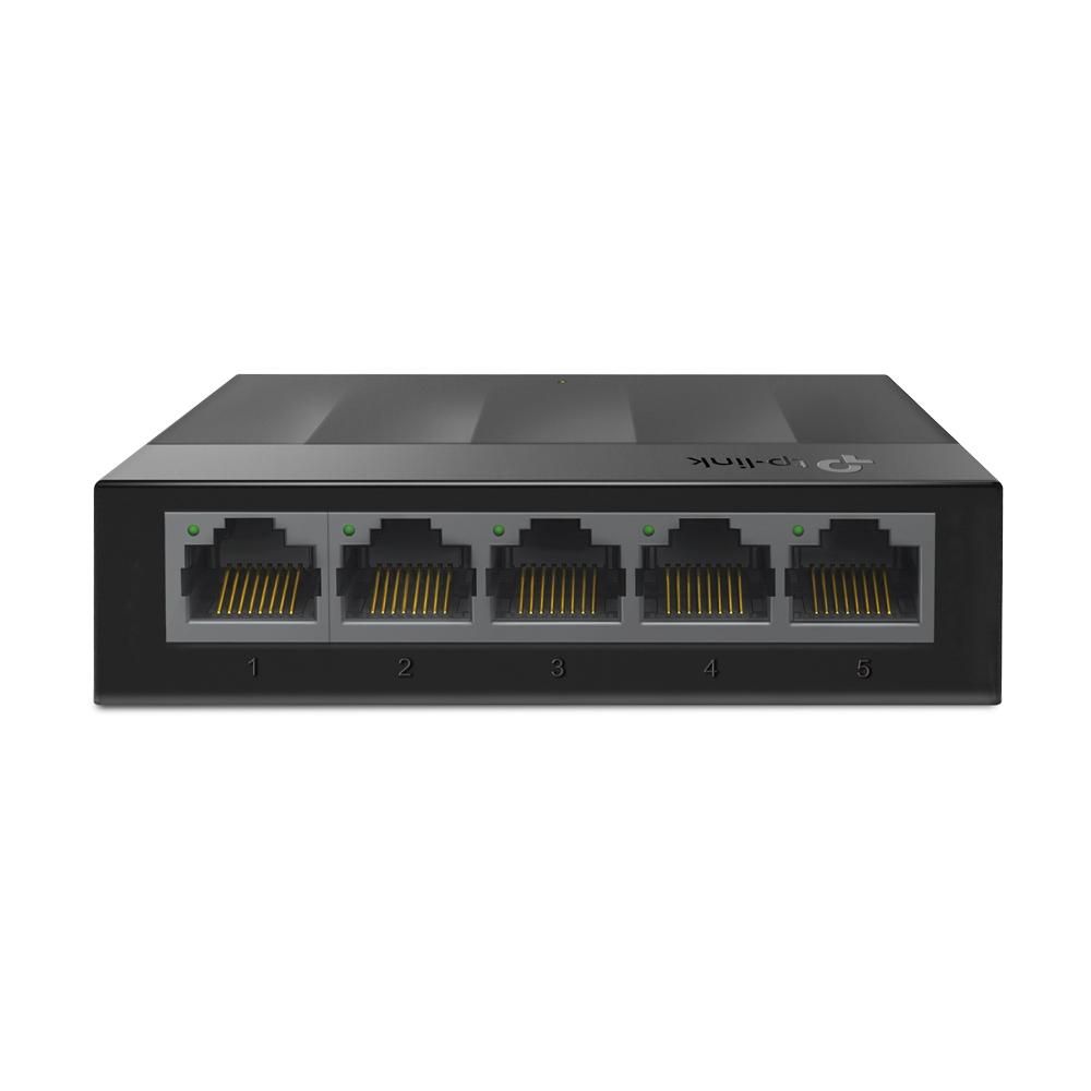 TP-LINK LS1005G switch Gigabit Ethernet (10/100/1000) Negro