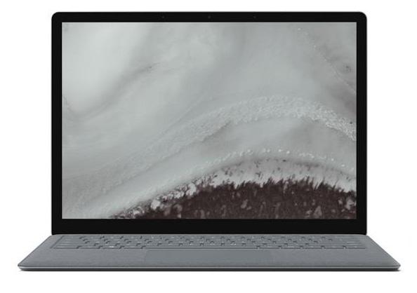 Microsoft Surface Laptop 2 Platinum Notebook 34.3 cm (13.5