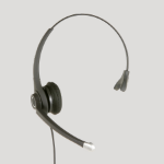 JPL 601PM Monaural Head-band Black headset
