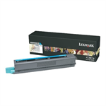Lexmark X925H2CG Toner cyan, 7.5K pages