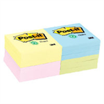 Post-It Notes 654MT writing notebook Multicolour