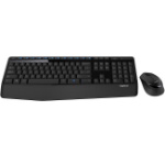 Logitech MK345 keyboard RF Wireless Black