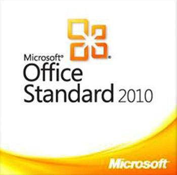Microsoft Office Standard 2010, OLP-NL, LIC/SA, GOV, ENG Government (GOV) English