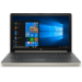 """HP 15-da0073ns Oro, Plata Portátil 39,6 cm (15.6"""") 1366 x 768 Pixeles 8ª generación de procesadores Intel® Core™ i7 i7-8550U 8 GB DDR4-SDRAM 1000 GB Unidad de disco duro"""