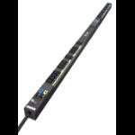 Eaton ESWB03 unidad de distribución de energía (PDU) 16 salidas AC 0U Negro