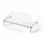 Fellowes 9731301 desk tray/organizer Acrylic Transparent