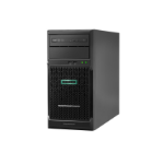 Hewlett Packard Enterprise ProLiant ML30 Gen10 bundle server Intel® Xeon® 3.3 GHz 8 GB DDR4-SDRAM Tower (4U) 350 W