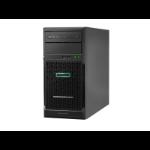 Hewlett Packard Enterprise ProLiant ML30 Gen10 servidor 3,3 GHz Intel® Xeon® E-2124 Torre (4U) 350 W