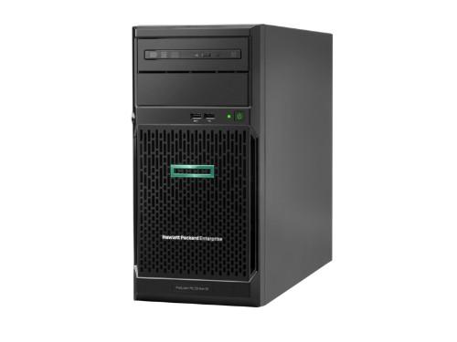 Hewlett Packard Enterprise ProLiant ML30 Gen10 server 3.3 GHz Intel® Xeon® E-2124 Tower (4U) 350 W
