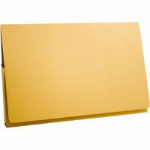 Guildhall PW2-YLWZ Yellow folder