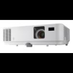 NEC V332W data projector 3300 ANSI lumens DLP WXGA (1280x800) Desktop projector White
