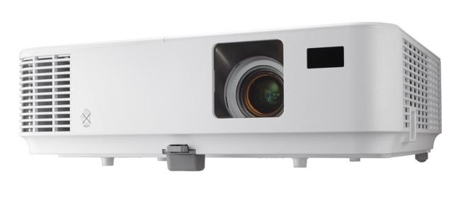 NEC V332W Desktop projector 3300ANSI lumens DLP WXGA (1280x800) White data projector