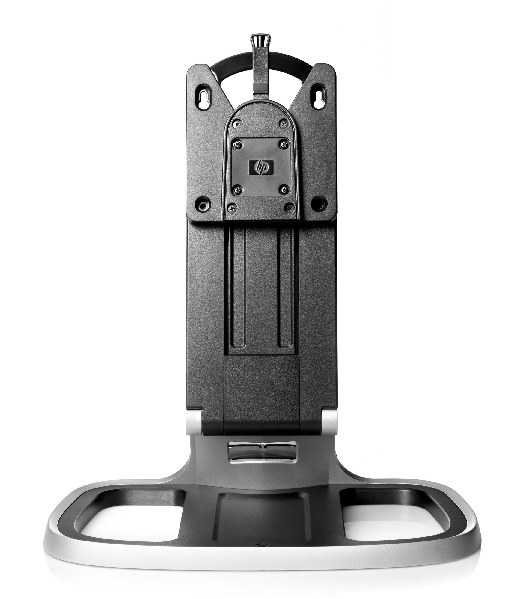 Integrated Work Center Stand for Ultra Slim Desktop and Thin Client