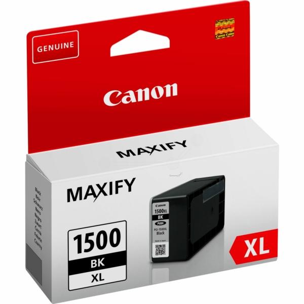 Canon 9182B001 (PGI-1500 XLBK) Ink cartridge black, 1.2K pages, 35ml