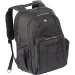 """Targus Corporate traveler backpack 15.4"""" Notebook messenger Black"""