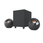Creative Labs Creative Pebble Plus speaker set 2.1 channels 8 W Black