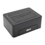 Tripp Lite U439-002-CG2 storage drive docking station USB 3.2 Gen 2 (3.1 Gen 2) Type-C Black