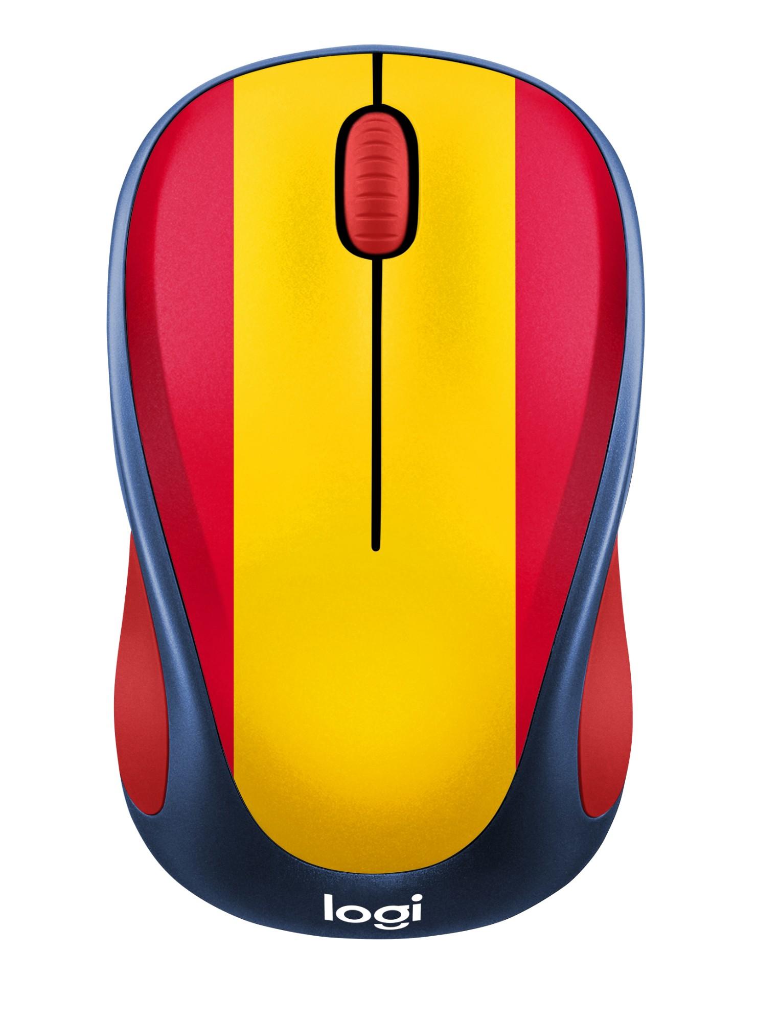Logitech M238 ratón RF inalámbrico Óptico 1000 DPI Ambidextro