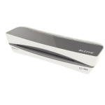 Leitz iLAM Laminator Home A4 Hot laminator Gray, White