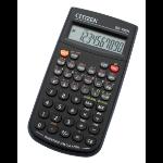 Citizen SR-135N Pocket Scientific Black calculator