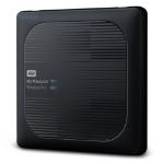 Western Digital My Passport Wireless Pro external hard drive 4000 GB Wi-Fi Black