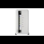 QNAP TS-212P NAS Mini Tower Ethernet LAN White storage server